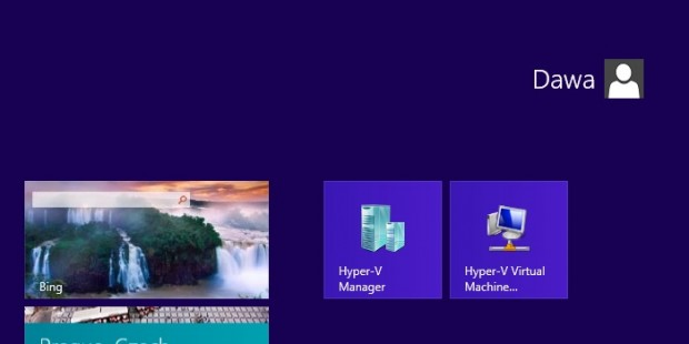 Hyper-V Manager and Virtual Machine Connection